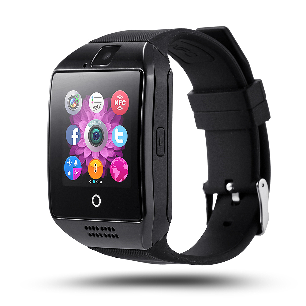 Q18 smart watch Apro Smartwatch Support NFC SIM GSM Video camera for Android/IOS Mobile Phone(China (Mainland))
