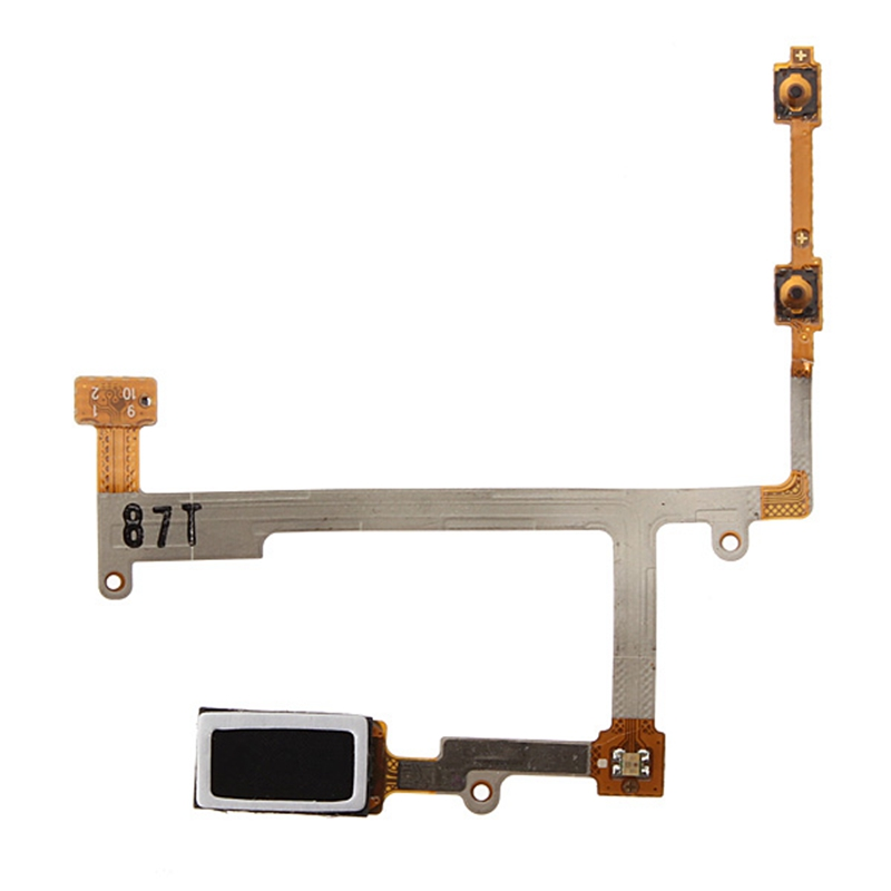 New Arrival Best Promotion Speaker Ear Earpiece Audio Volume Button Flex Cable for Samsung Galaxy S3 i9300(China (Mainland))