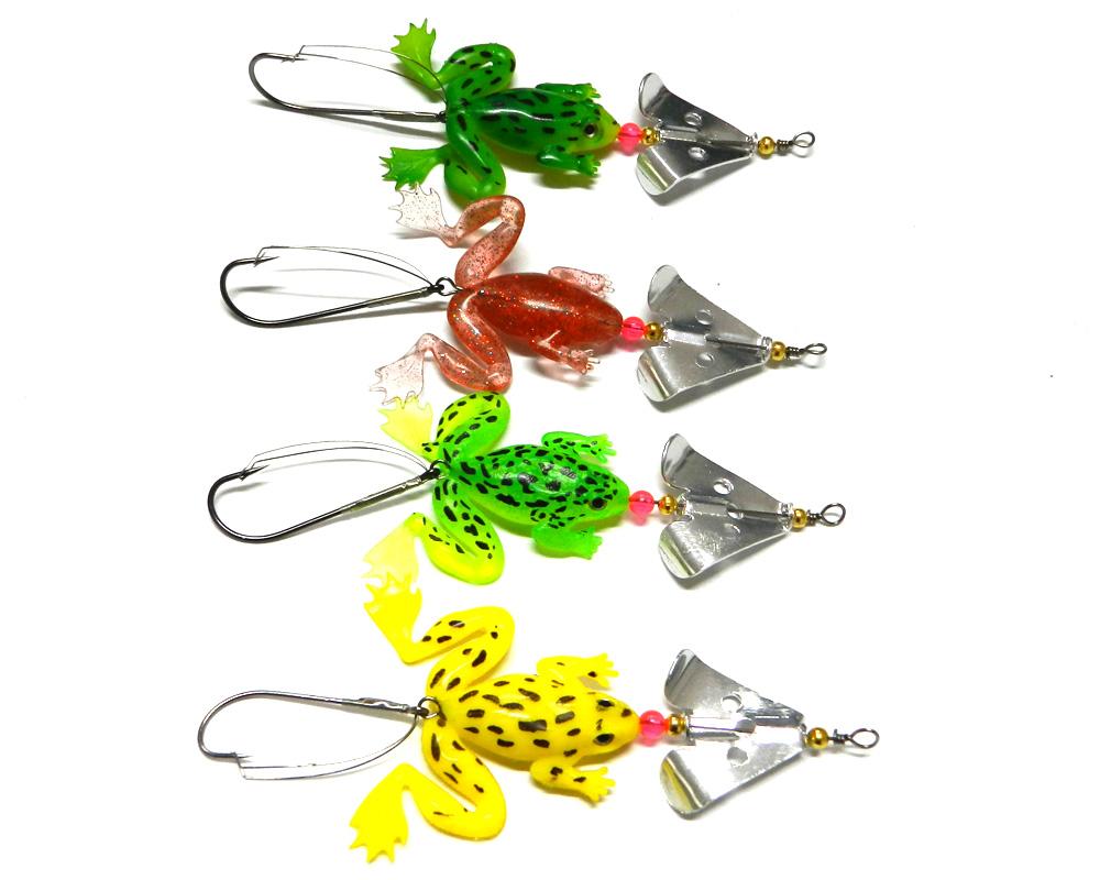 Hengjia 600pcs Wholesale Fishing Buzz Baits Lures 6 2g 11