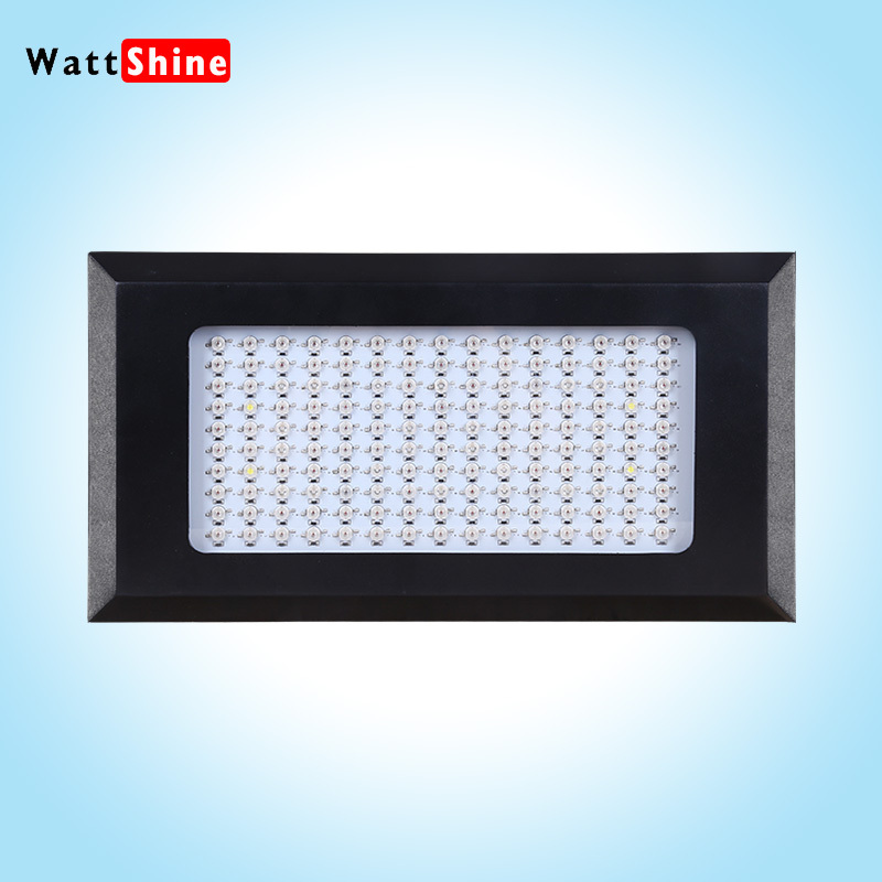 Flower seeds Hydroponic Plants Led Grow Light 450W Full-Band IR 150x3w Grow Lamp fill light Panel for medicinal flowering spain(China (Mainland))