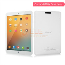 8.0'' IPS 1280*800 ONDA V820W dual boot Intel Z3735F Quad Core Win8.1 OS tablets pc 2GB 32G ROM two camera BT4.0 HDMI(China (Mainland))