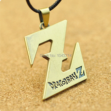 Free Shipping Anime Dragonball Z Cosplay DBZ Son Goku Necklace Dragon Ball Pendant Necklace(China (Mainland))
