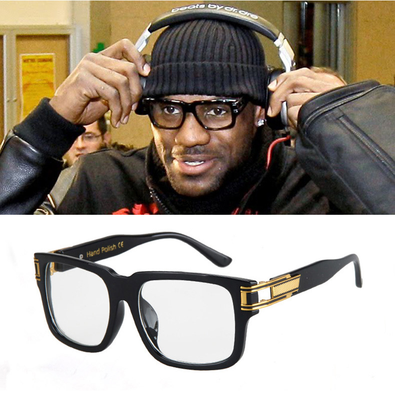 2017 Lebron James Sunglasses Men women Brand Designer Sun Glasses Luxury Celebrity Hip hop Sunglass Oculos de - HOT LIFE store