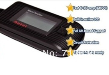 Maxitester MX101 car Electrical tester diagnostic tool is The professional fuse tester is your smart assistant(China (Mainland))