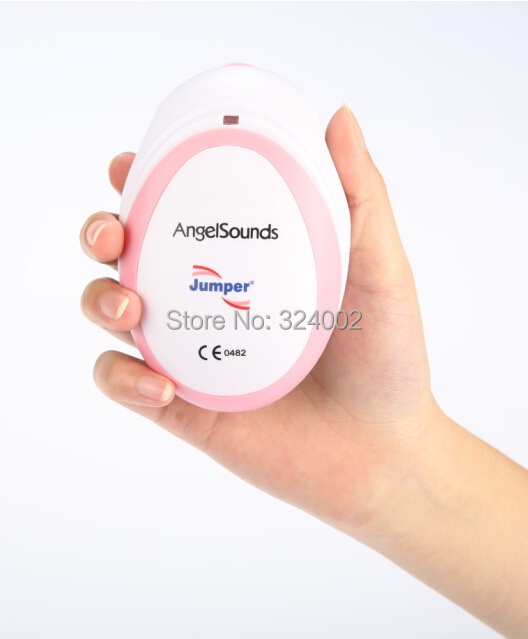 Ангел вострубил мини-детские монитор сердечного ритма плода ультразвуковая пренатальная ...