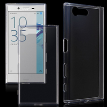 Buy Case Sony Xperia X Compact F5321 Premium Transparent Clear Slim TPU Soft Cover Case Sony X compact/X mini for $1.08 in AliExpress store
