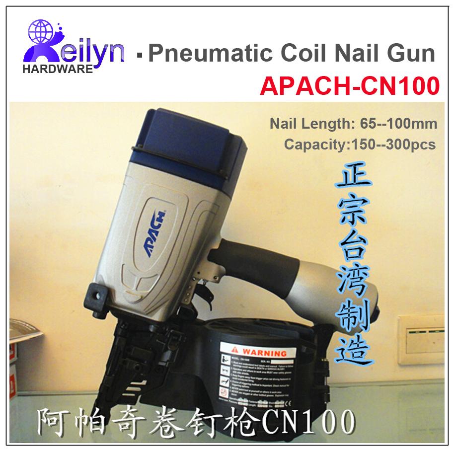 Nail Gun Air Coil Nailer