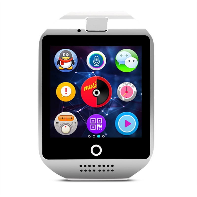 FREE SHIPPING 2016 Heat NEW Bluetooth smart watch Apro q18 Support SIM GSM camera Support Android/IOS Mobile phone(China (Mainland))