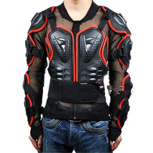 2016 New Model Professional Motorcycle Body Protector Motocross Racing Full Body Armor Spine Chest Protective Arm Back Support(China (Mainland))
