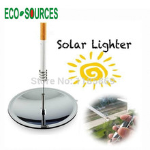 Camping Solar Spark Lighter Fire Starter emergency tools solar toys(China (Mainland))