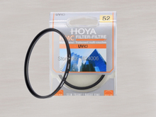 HOYA UV 52mm Optical Glass Lens Protector Ultra-Violet Filtre HMC UV(C) Camera Lens Filter For SLR Camera Lens