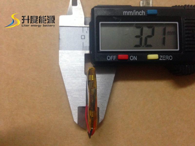 302530 3.7v lipo battery 180mah 3.7v li-ion rechargeable battery for Mini MP4 GPS DVD(China (Mainland))