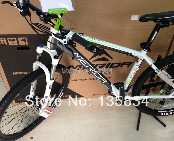 "2014 Brand New Merida Challenger 700 Mountain Bike 30 Speeds Oil Brake System HFS Frame 26"" X17 Bicicleta 26""X19 Cycling(China (Mainland))"