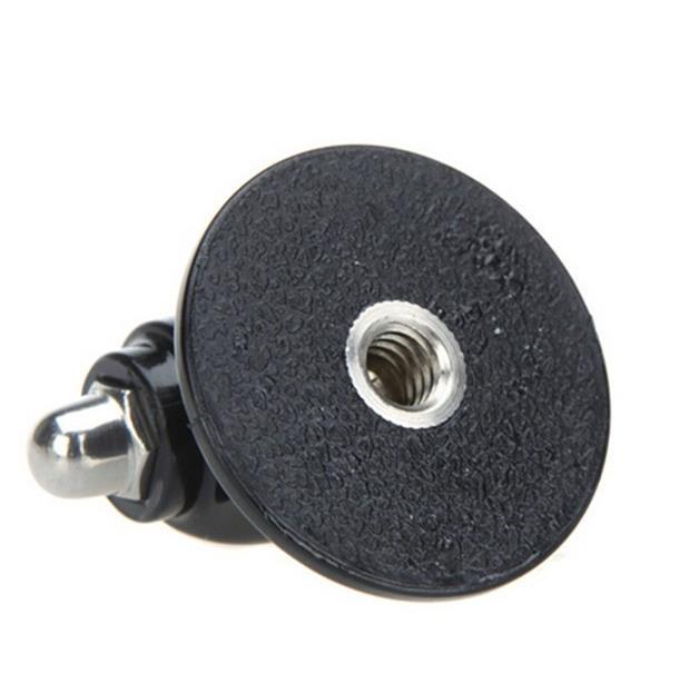 New Black hero3 Tripod Mount gopro monopod Adapter accessories for camera go pro hero 3 2 1 free shipping<br><br>Aliexpress