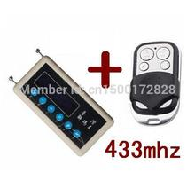 Carcode car remote control copy 433mhz car remote code scanner + 433mhz A002 car door remote control copy CNpost Free Ship