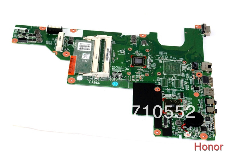 Post air mail free shipping for HP 635 Compaq 435 AMD 646980-001 Laptop Motherboard verified working
