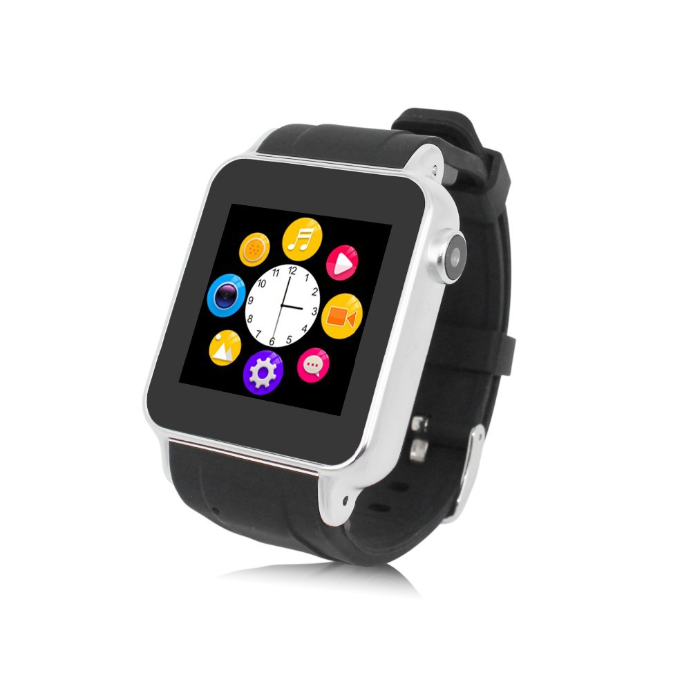 Smart Watch S69 Mobile GSM Phone Clock Smartwatch Bluetooth TF SIM Card FM Radio Wearable Device for iPhone iOS Android Samsung<br><br>Aliexpress
