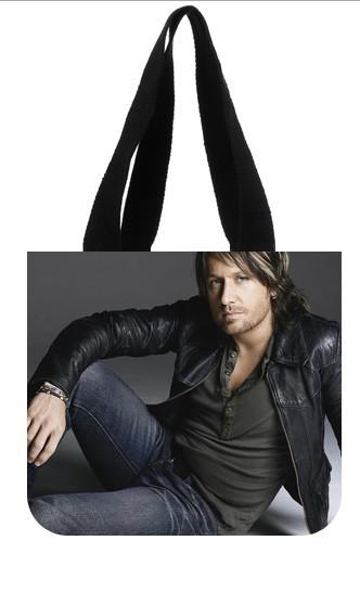 Custom Keith Urban Durable Canvas Shopping Tote Bag (2 Sides) U905235(China (Mainland))