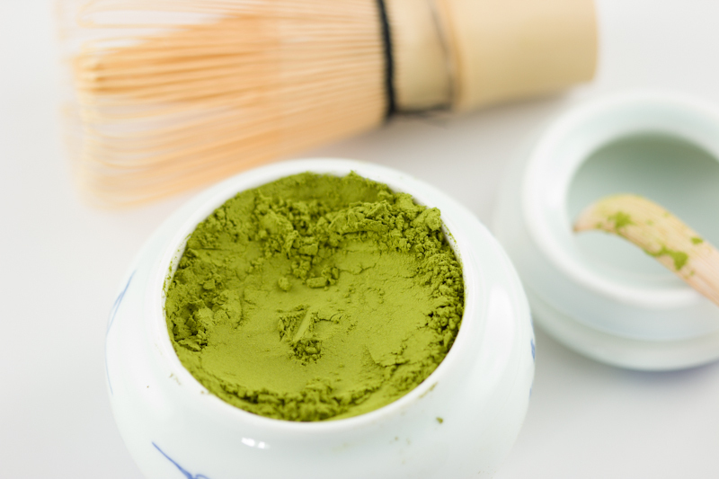 Chinese Tea Premium organic Matcha stone ground 250g BK10