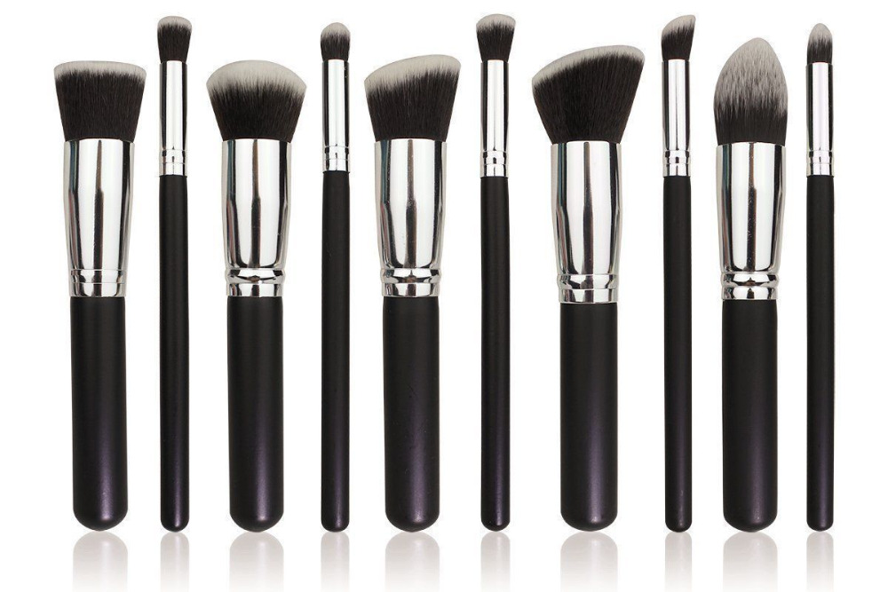 Superior Professional Soft Cosmetic Make up Brush Set Womanu0026#39;s Toiletry ...