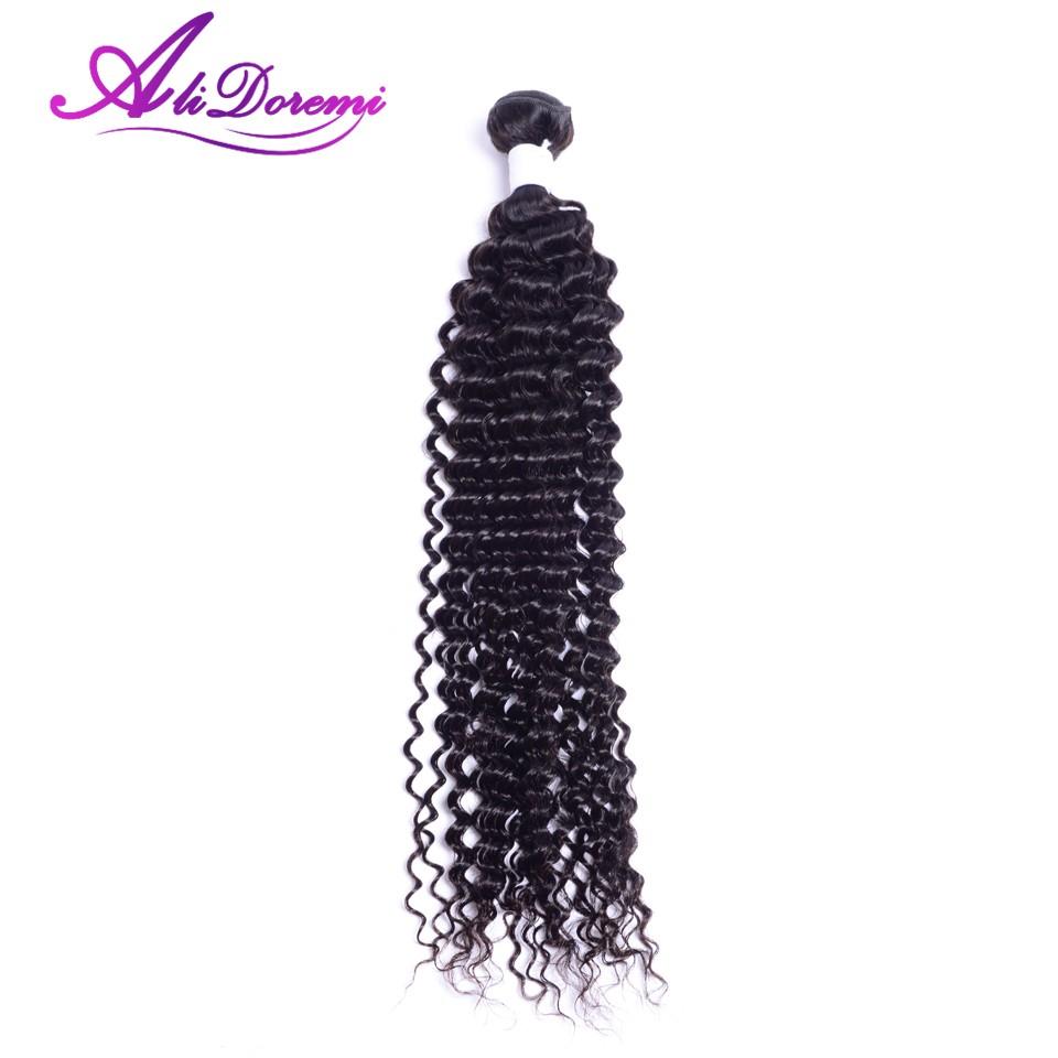 8A Malaysian Deep Wave Hair Bundles Unprocessed Human Hair Weaves AliDoremi Hair Thick Ends Malaysian Deep Wave Virgin Hair