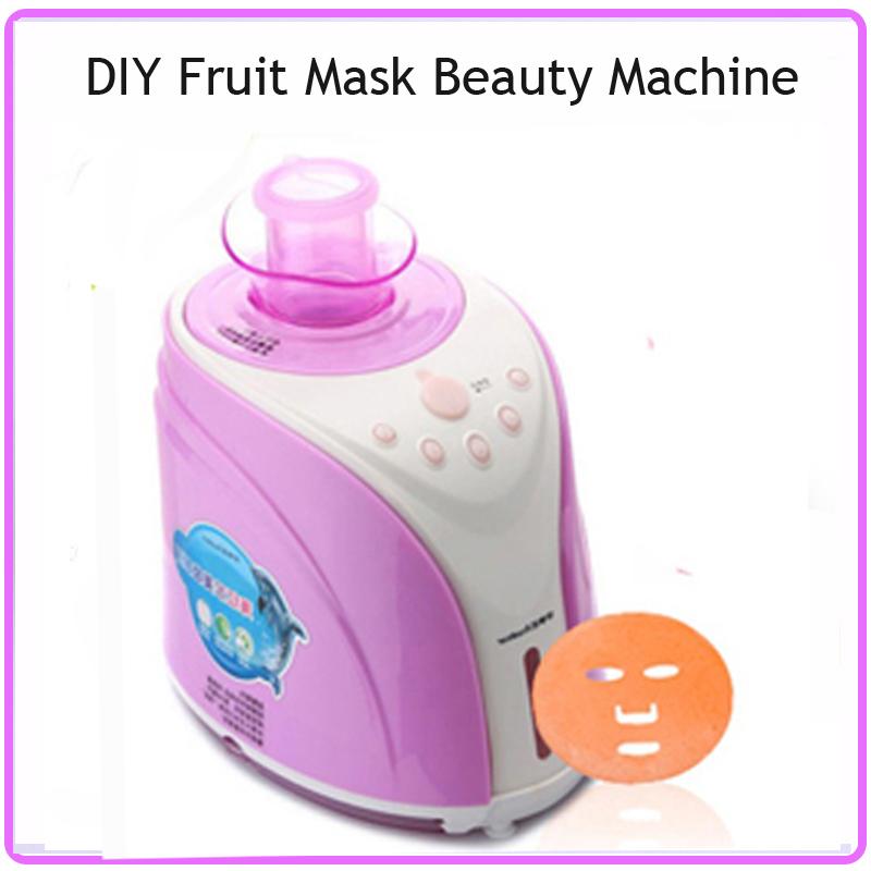 Интеллектуальные Электрические поделки фруктов овощей для лица, маска красоты машина Создателя Анти старения увлажняющий отбеливающий акне