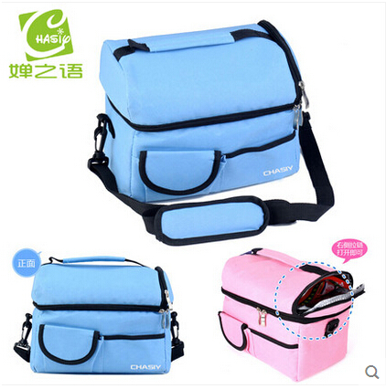 Free Shipping New Multifunctional Insulated Thermal Cooler Bags/Lunch Bag/Breast Milk Fresh Receive Bag<br><br>Aliexpress