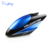 Free Shipping Blue/Orange Tail decorations head cover blades Helicopter Replacement Complete Quick Wear Spare Parts for DH 9118