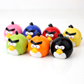 Portable MP3 Player TF Card Slot electronic products Cute colorful bird MP3 music MP3 only you