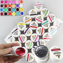 24Colors Pure Color Gel 5/ml Each 24pcs/pack Product COCO For Nail Art Salon Beauty Desgin & Beauty 100% High Quality 242