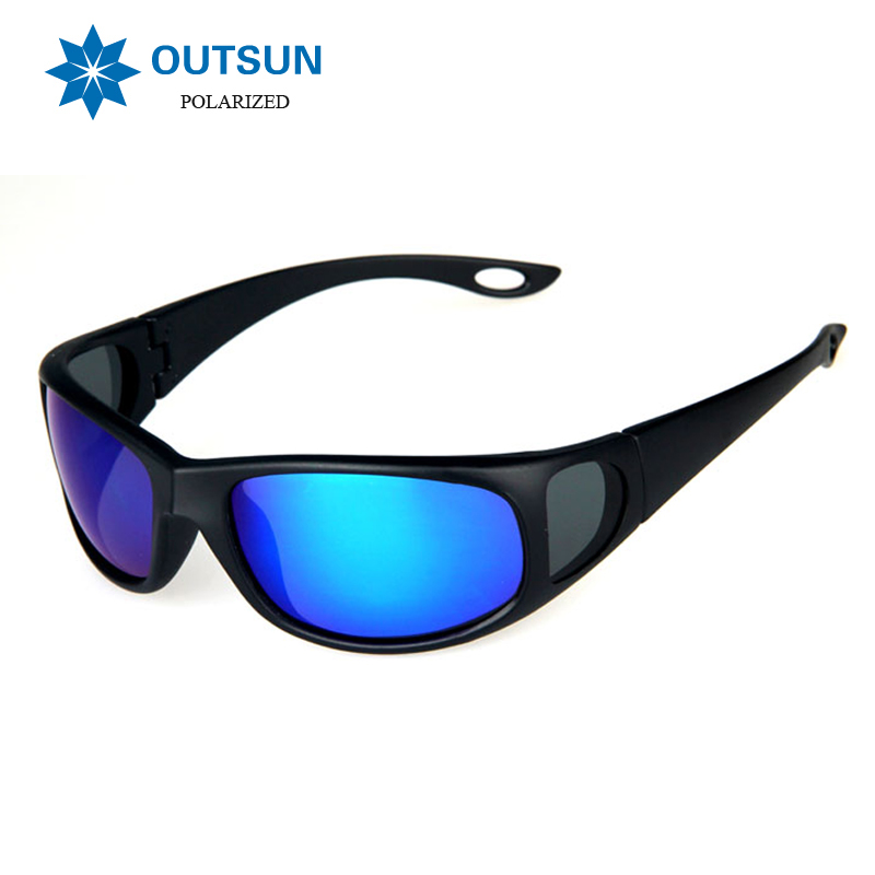 Free dropshipping plus case fashion flexible sport for Best cheap polarized sunglasses for fishing