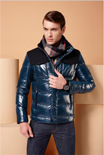 Top Selling High Quality 2015 Brand Fashion Outdoor Cold Resistance Men's Winter Regular Cold Jacket