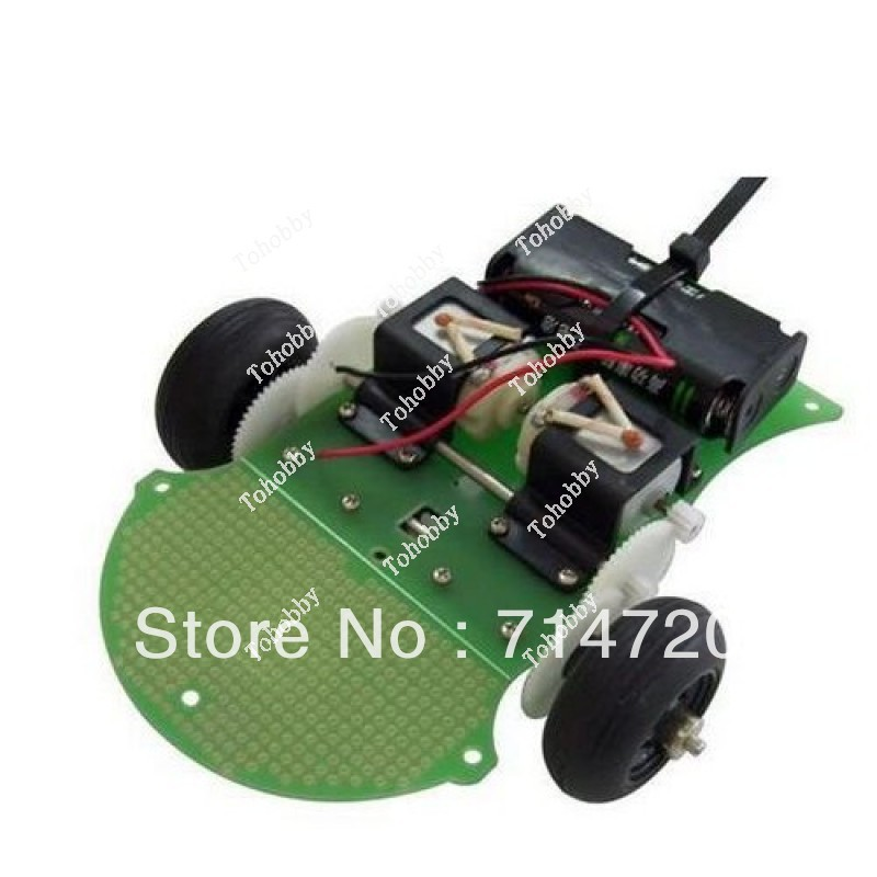 Educational Robots Chassis Kit ASURO Robot - UniHobby Franchised store