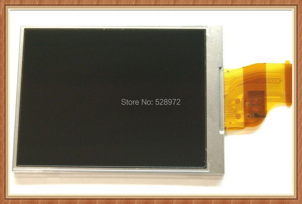 FREE SHIPPING! Size 3.0 inch LCD Display Screen Repair Parts for NIKON COOLPIX S52 S-52 Digital Camera With Backlight(China (Mainland))
