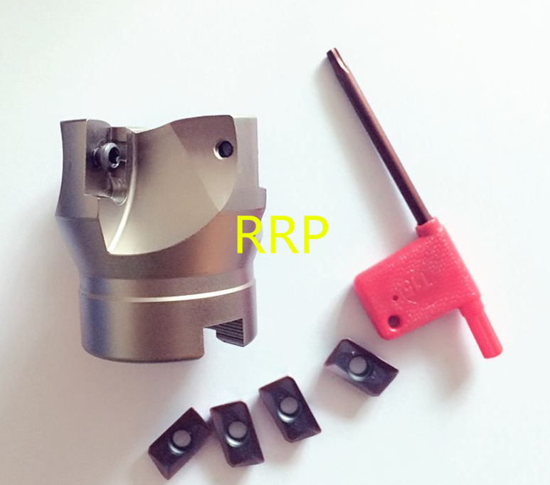 Right Angle Cutter : New bap r t right angle shoulder face mill cutter