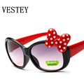 Fashion Kids Sunglasses Children Princess Cute Baby Hello Glasses Wholesale High Quality Boys Gilrs Cat Eye