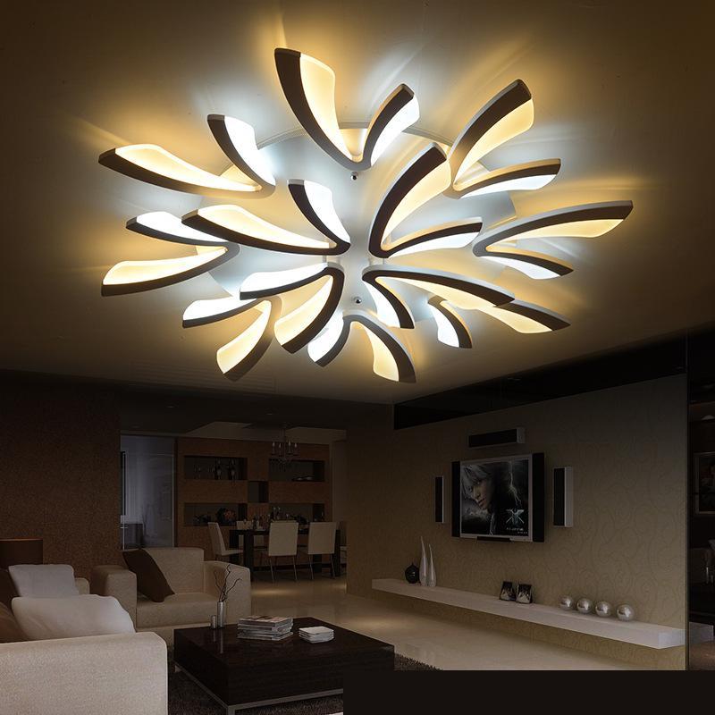 110v 220v Modern Ceiling Light Plafondlamp Ceiling Decoration Iron Ceiling La