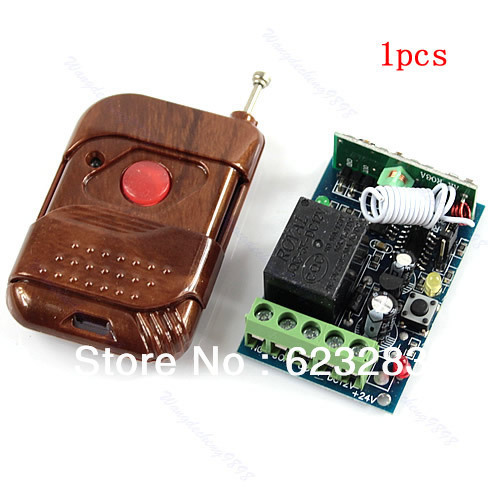 F98 2016  newest1pcs New 12V Signal Channel Multi-function Learning Wireless Remote Control Switch Free Shippingfree shipping<br><br>Aliexpress
