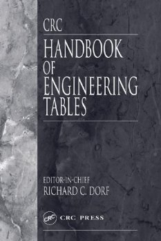 CRC Handbook of Engineering Tables (Electrical Engineering H... 1 ed.(China (Mainland))