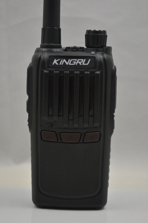 10W walkie talkie UHF 400-480MHz 16CH KINGRU SC-777 Portable Ham Two Way Radio with 2600mAh battery walkie talkie 10km(China (Mainland))