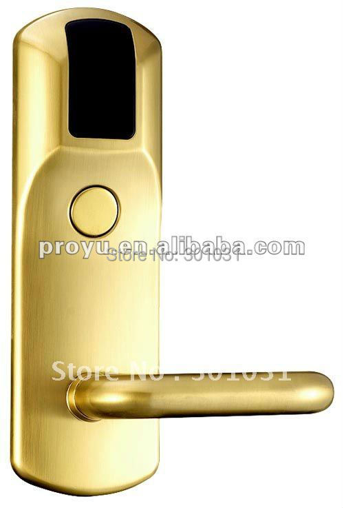 Good and Cheap digital door lock PY 8015 ID/EM(China (Mainland))
