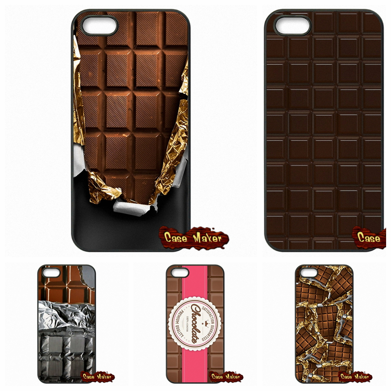 Opened Half Wonka Chocolate Cover Case For Apple iPod Touch 4 5 6 iPhone 4 4S 5 5C SE 6 6S Plus 4.7 5.5(China (Mainland))