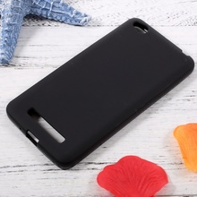 Buy Funda Coque Xiaomi Redmi 4a TPU Cases Anti-fingerprint Matte TPU Mobile Phone Case Shell Xiaomi Redmi 4a Cover Black for $1.47 in AliExpress store