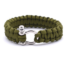 Field Army men's sports and leisure bracelet ultimate challenge(China (Mainland))