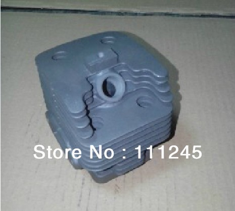 CYLINDER HEAD 36MM FITS TANAKA SUM 328 BG328 328 BRUSH CUTTER FREE SHIPPING NEW ZYLINDER CHEAP WEEDEATER REPLACEMENT PART(China (Mainland))
