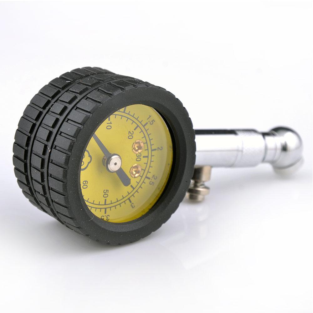 Для michelin автомобильных шин манометр 60psi профессиональный механический авто велосипед мотоциклов шин автомобиля тестер