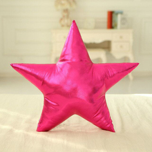 1pc Children Gift Plush Toy,ins Pillow suella Christmas five-pointed Star Pillow/ Love Pillow /Moon Baby Doll Room Decoration(China (Mainland))