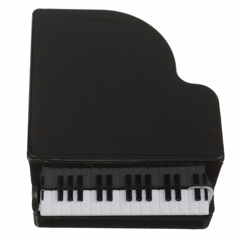 KiCute 1pcs Brand New Plastic Piano Shape Small Pencil Sharpeners Music Stationery For Kids Children School Supplies Gift(China (Mainland))