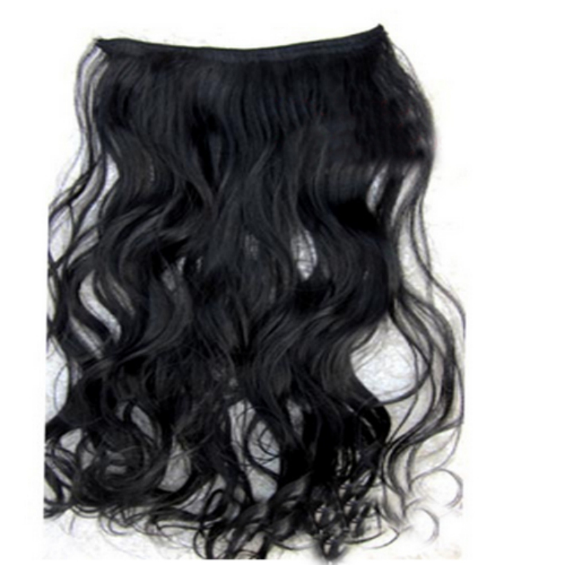 Curly Synthetic Hair Extensions Clip in Clip in Hair Extensions