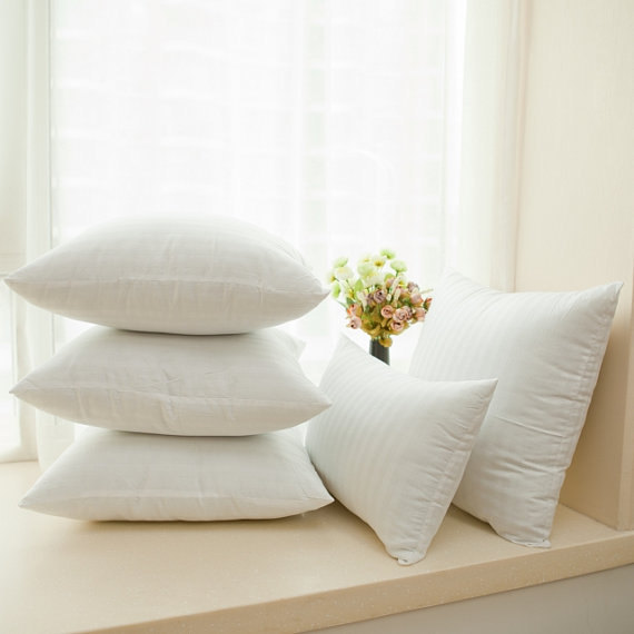 pillow insert Cushion insert fit for 45x45cm or 30x50cm cushion cover
